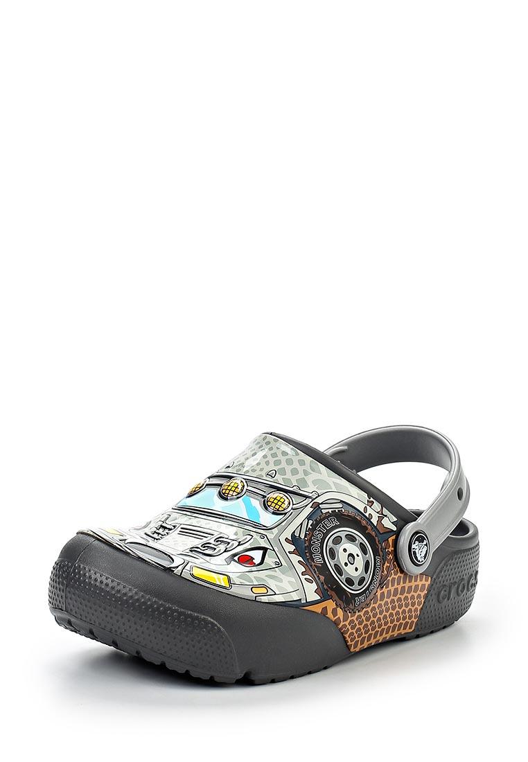 Сланцы для мальчиков Crocs (Крокс) 204133-942