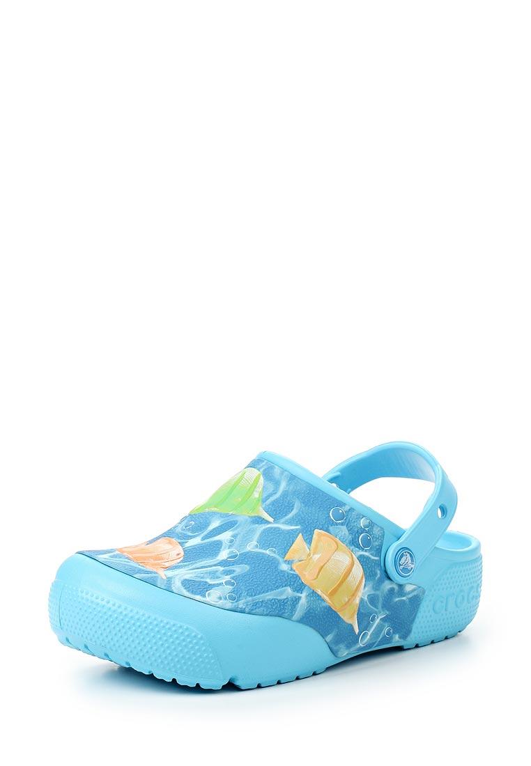 Резиновая обувь для мальчиков Crocs (Крокс) 204134-94V