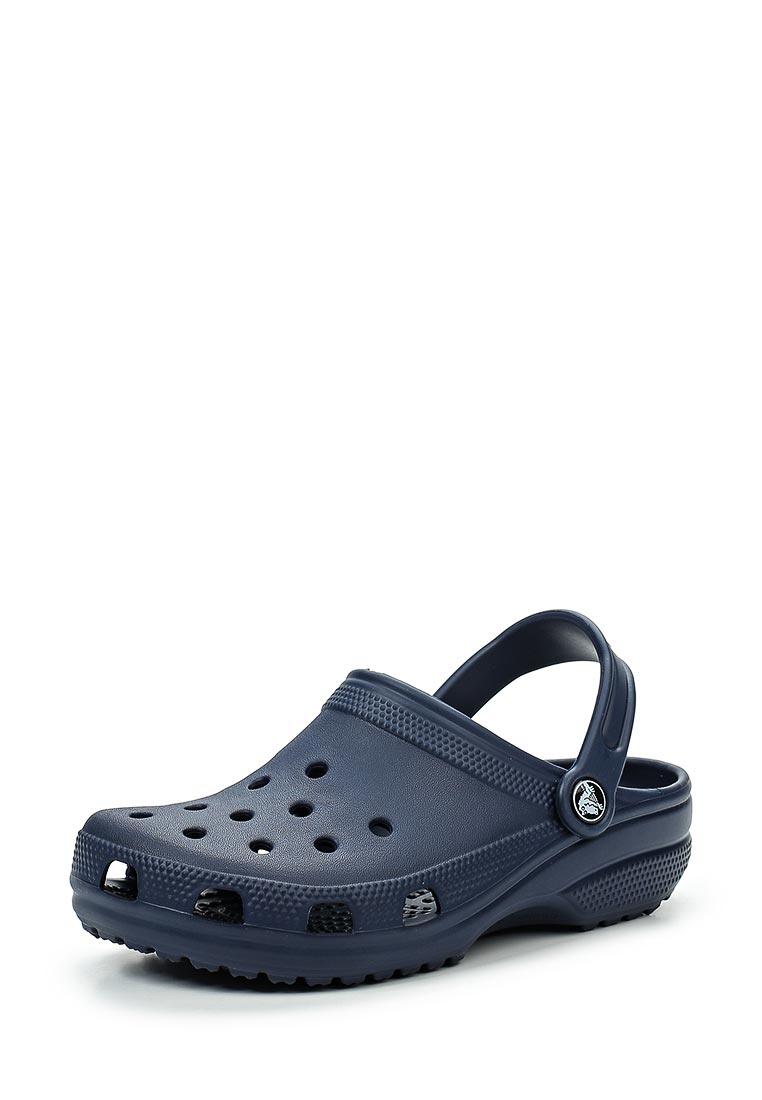 Сланцы для мальчиков Crocs (Крокс) 204536-410