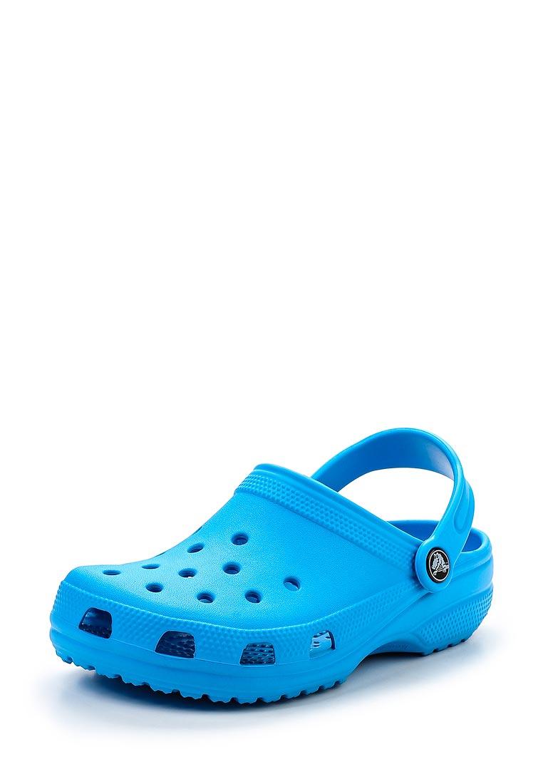 Сланцы для мальчиков Crocs (Крокс) 204536-456