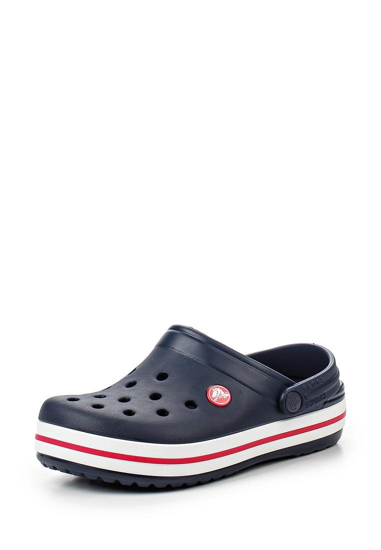 Сланцы для мальчиков Crocs (Крокс) 204537-485