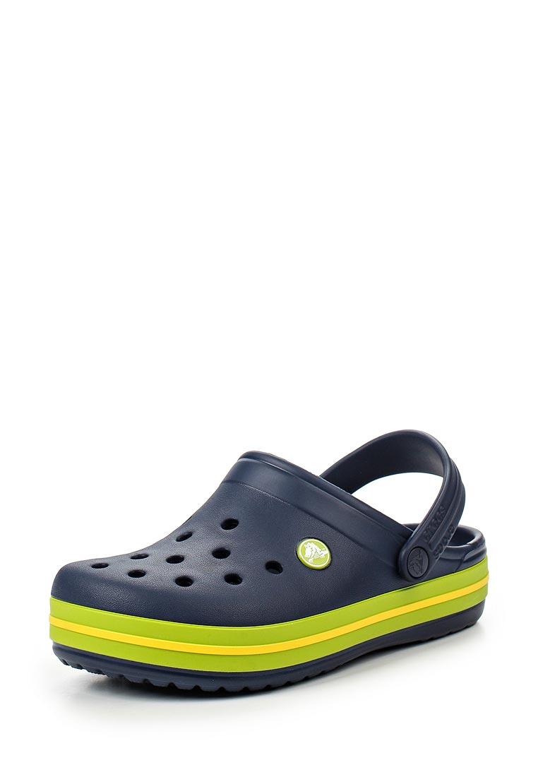Сланцы для мальчиков Crocs (Крокс) 204537-4K6