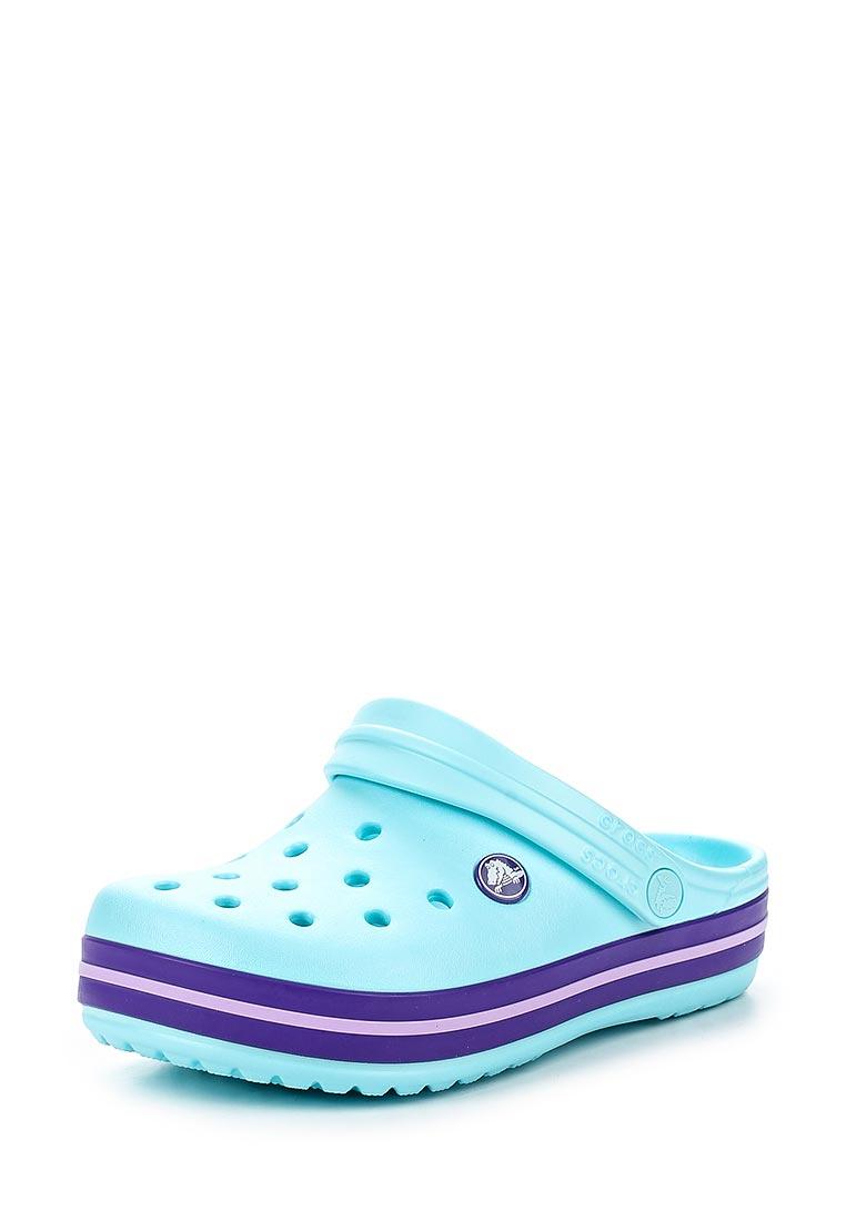 Сланцы для мальчиков Crocs (Крокс) 204537-4O9