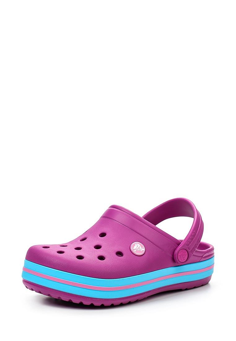Сланцы для мальчиков Crocs (Крокс) 204537-59L
