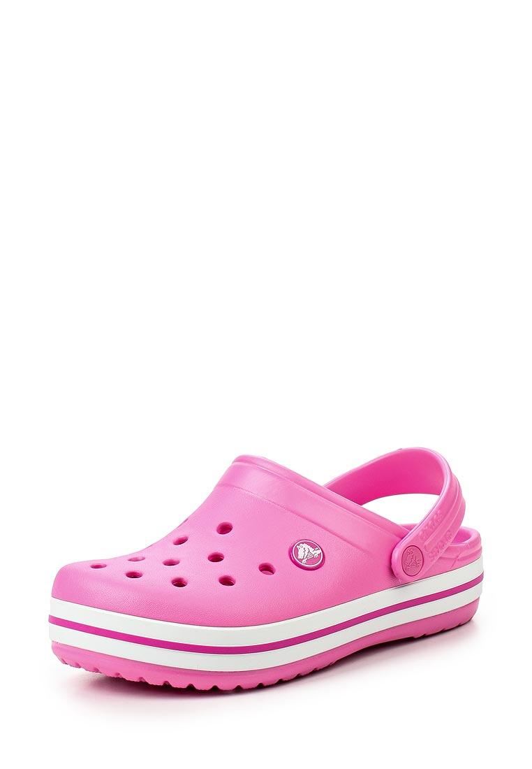 Сланцы для мальчиков Crocs (Крокс) 204537-6U9