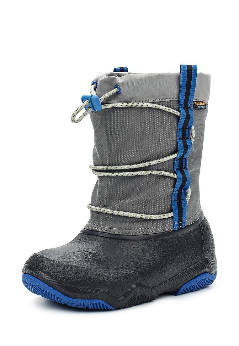 Дутики для девочек  Crocs (Крокс) 204657-0DE
