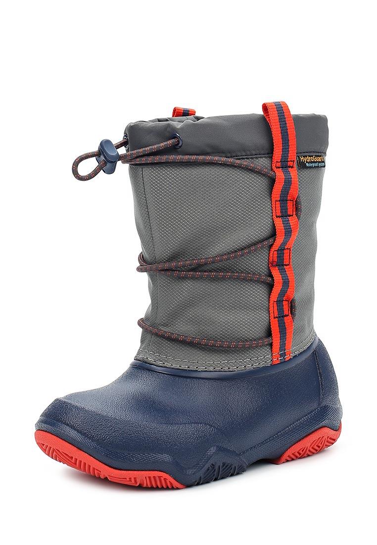 Дутики для мальчиков Crocs (Крокс) 204657-4BA