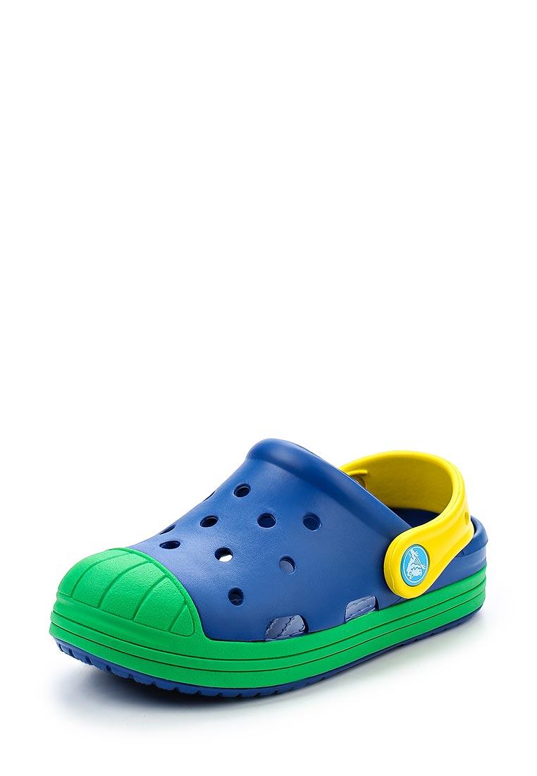 Сланцы для мальчиков Crocs (Крокс) 202282-4HN