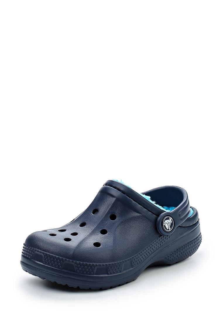 Сланцы для мальчиков Crocs (Крокс) 203874-41T