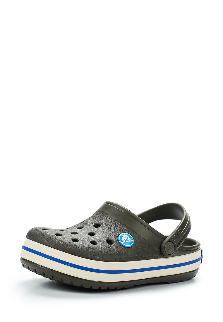 Сланцы для мальчиков Crocs (Крокс) 204537-3Q9