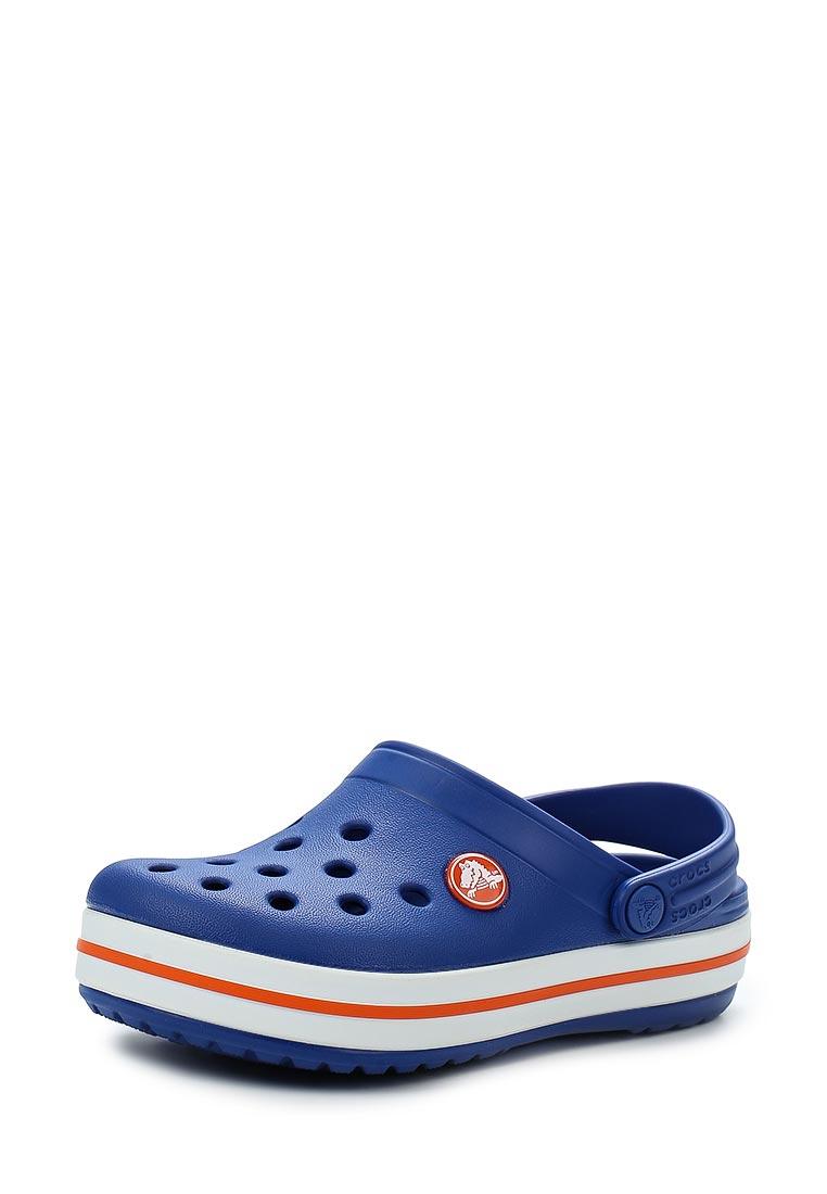 Сланцы для мальчиков Crocs (Крокс) 204537-4O5