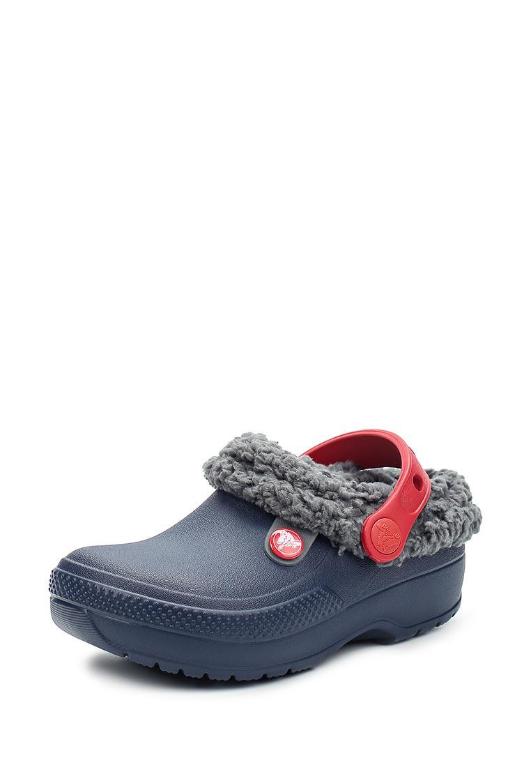 Сланцы для мальчиков Crocs (Крокс) 204655-4HE