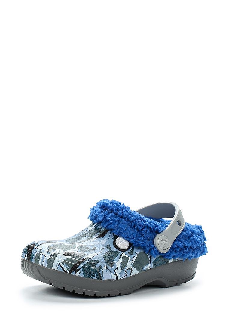 Сланцы для мальчиков Crocs (Крокс) 204762-0DB