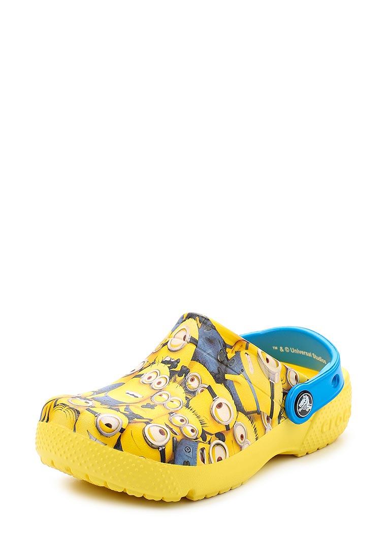 Сланцы для мальчиков Crocs (Крокс) 204784-769