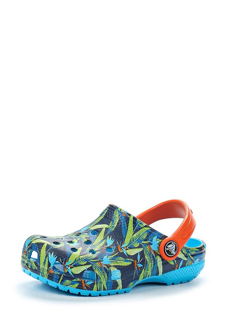 Сланцы для мальчиков Crocs (Крокс) 204786-92O