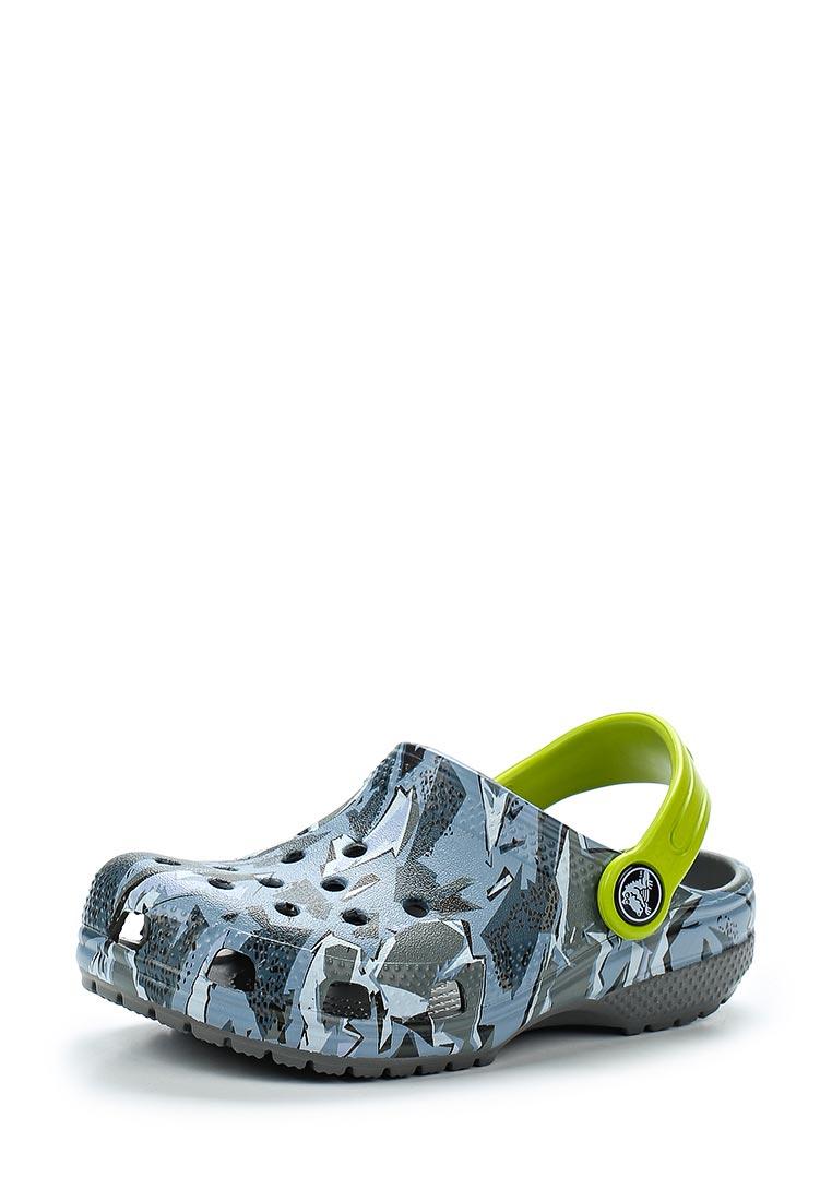 Сланцы для мальчиков Crocs (Крокс) 204816-960