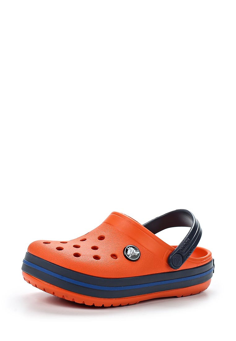 Сланцы для мальчиков Crocs (Крокс) 204537-8B3