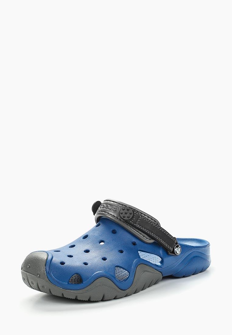 Мужская резиновая обувь Crocs (Крокс) 202251-4HC