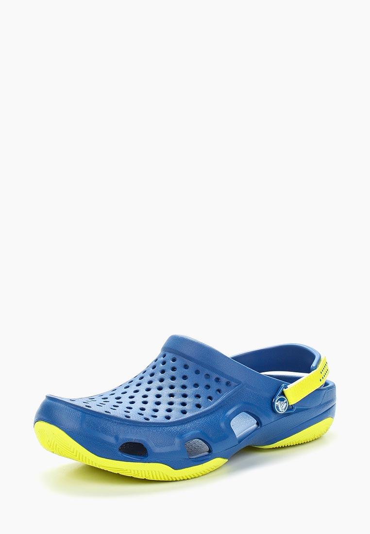 Мужская резиновая обувь Crocs (Крокс) 203981-47O