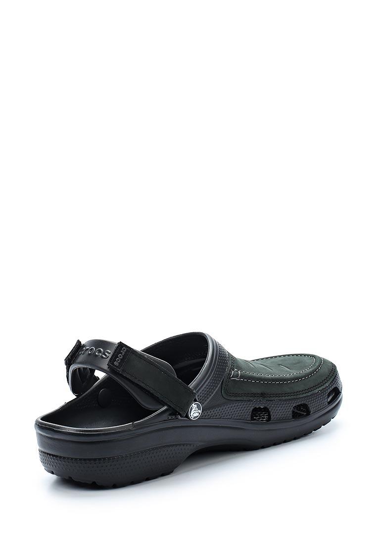 Мужская резиновая обувь Crocs (Крокс) 205177-060: изображение 2