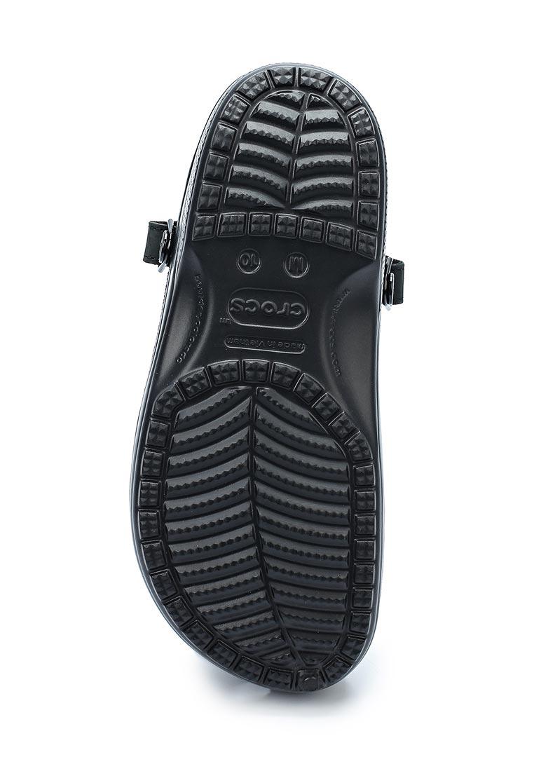 Мужская резиновая обувь Crocs (Крокс) 205177-060: изображение 3