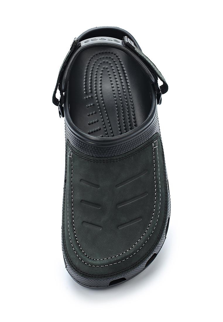 Мужская резиновая обувь Crocs (Крокс) 205177-060: изображение 4