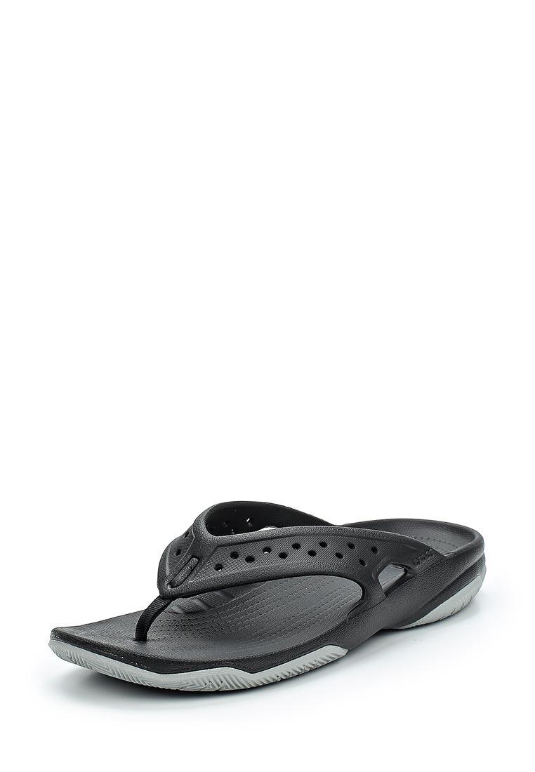 Мужская резиновая обувь Crocs (Крокс) 204961-02G