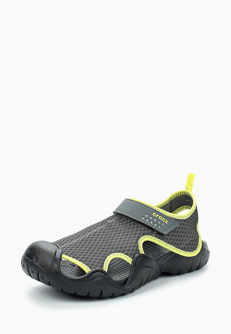 Мужские сандалии Crocs (Крокс) 15041-08I
