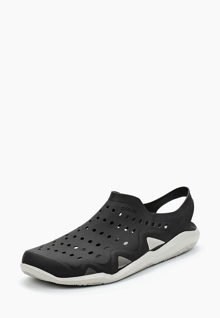 Мужская резиновая обувь Crocs (Крокс) 203963-069
