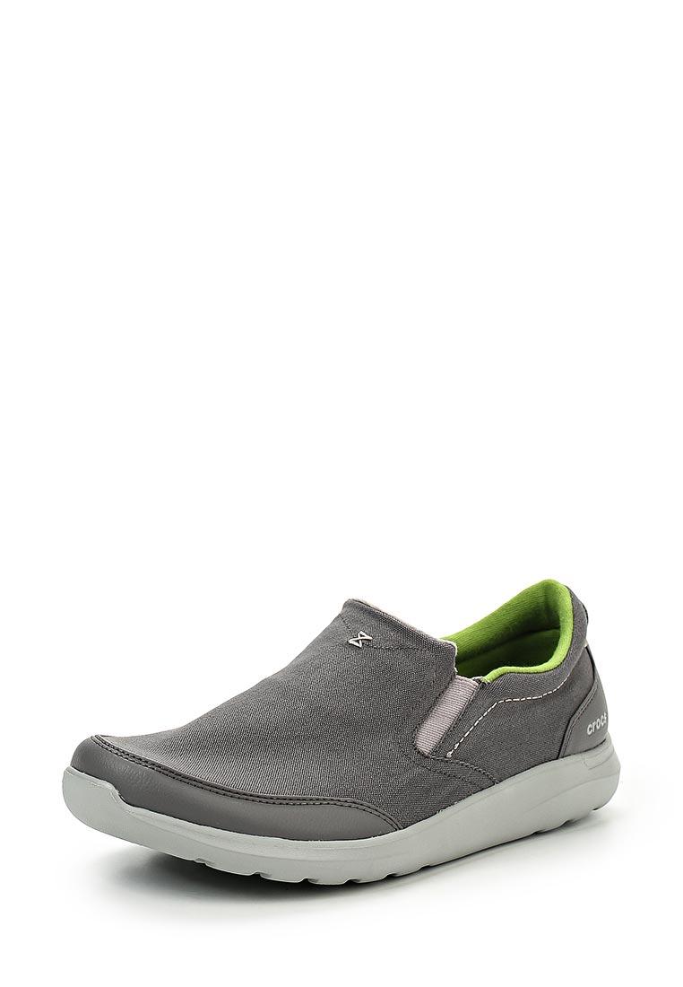 Слипоны Crocs (Крокс) 203051-01W