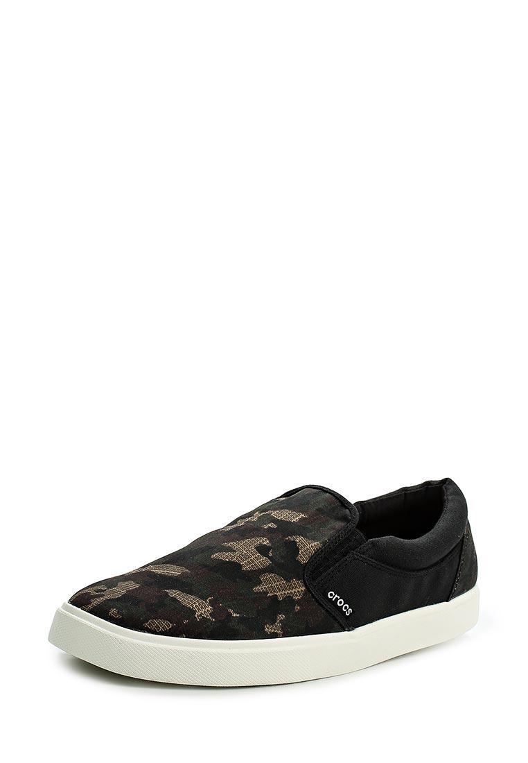 Слипоны Crocs (Крокс) 203651-938