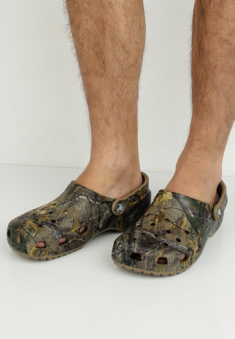 Мужская резиновая обувь Crocs (Крокс) 15581-260