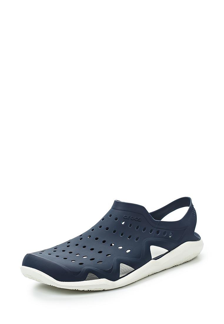 Мужская резиновая обувь Crocs (Крокс) 203963-462