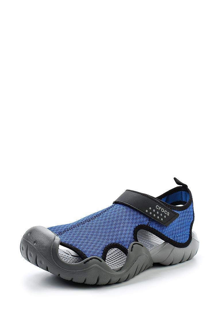 Мужские сандалии Crocs (Крокс) 15041-4HC