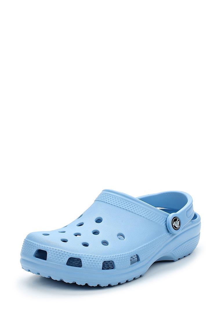 Женская резиновая обувь Crocs (Крокс) 10001-44O