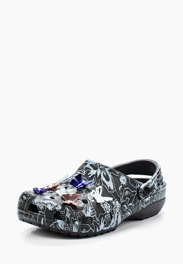 Женская резиновая обувь Crocs (Крокс) 205249-001