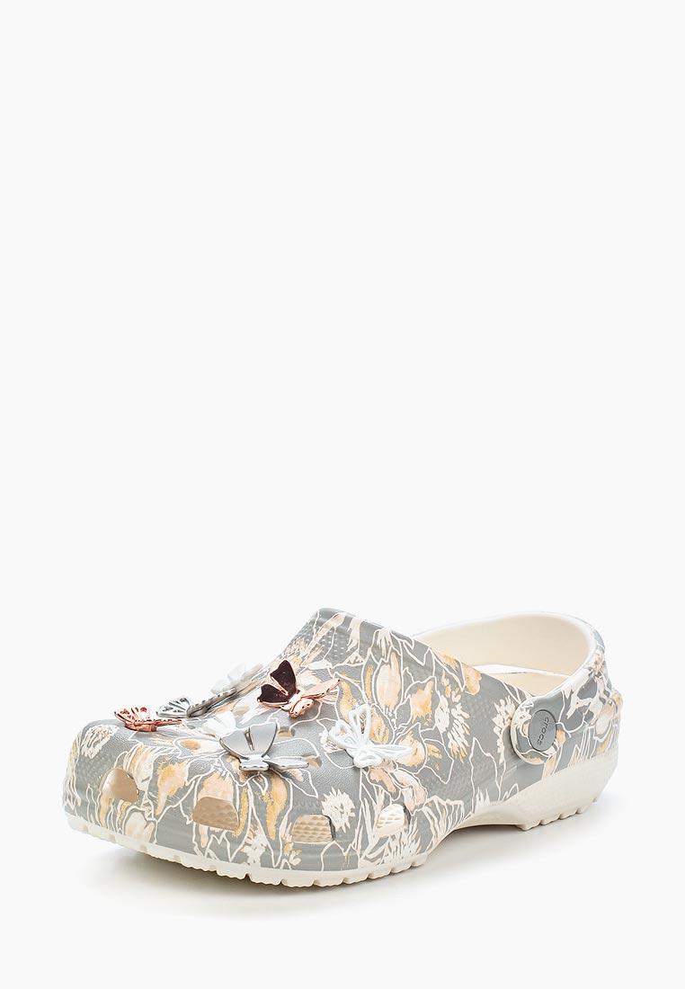 Женская резиновая обувь Crocs (Крокс) 205249-007