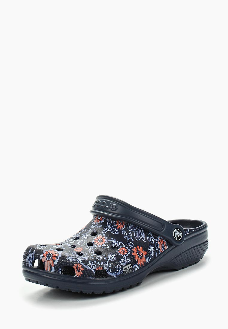 Женская резиновая обувь Crocs (Крокс) 204612-410