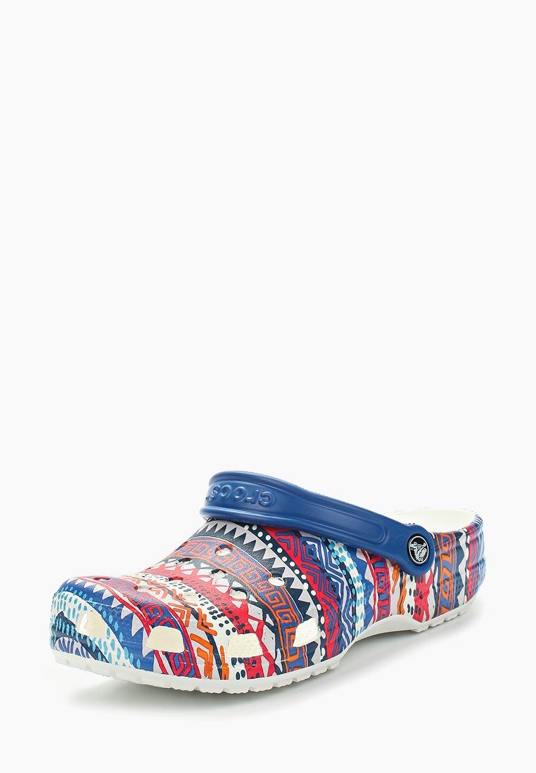 Женская резиновая обувь Crocs (Крокс) 204612-4HB