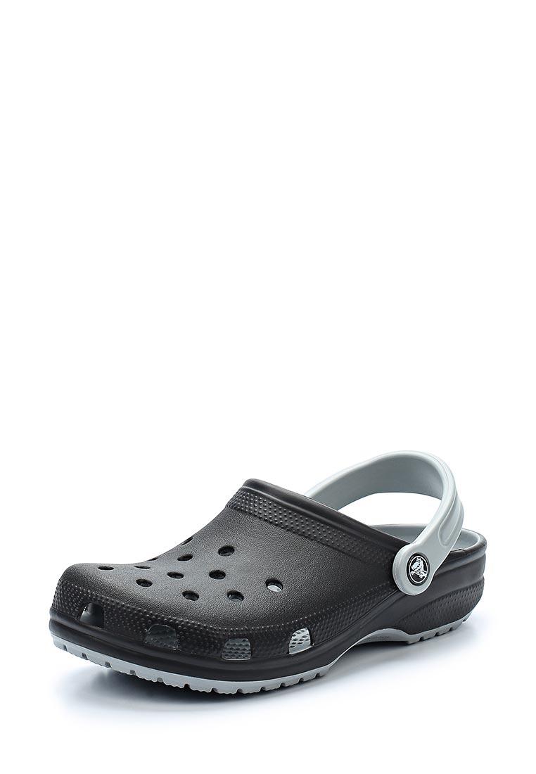 Женская резиновая обувь Crocs (Крокс) 205108-007