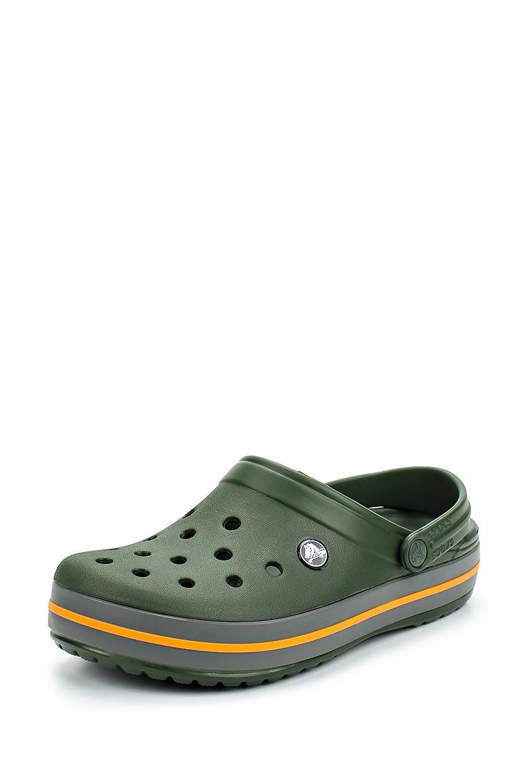 Женская резиновая обувь Crocs (Крокс) 11016-35O