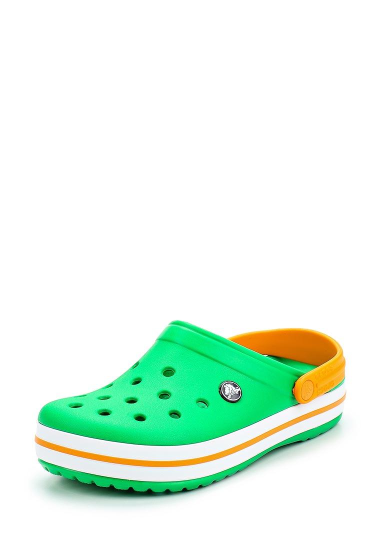Женская резиновая обувь Crocs (Крокс) 11016-3R4