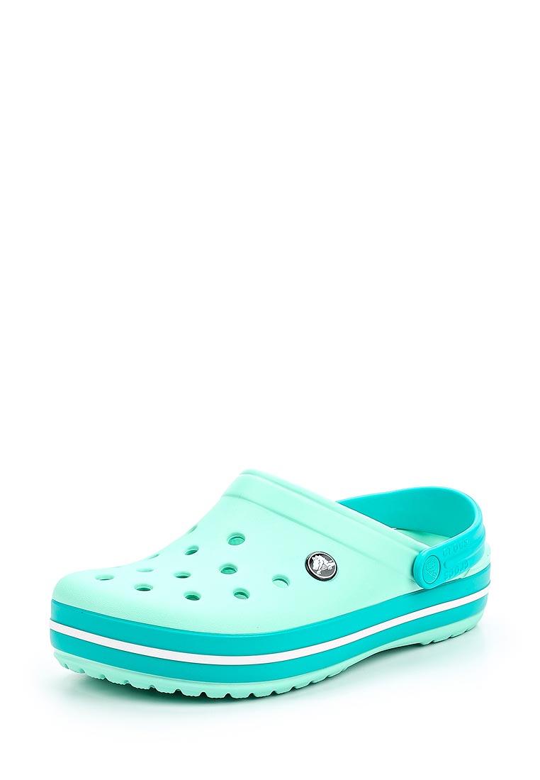 Женская резиновая обувь Crocs (Крокс) 11016-3R6