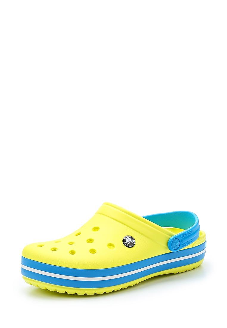 Женская резиновая обувь Crocs (Крокс) 11016-73E