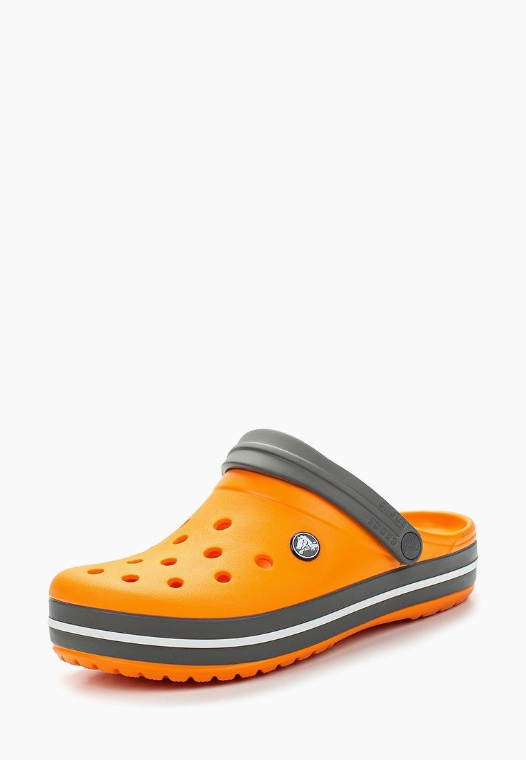 Женская резиновая обувь Crocs (Крокс) 11016-82N