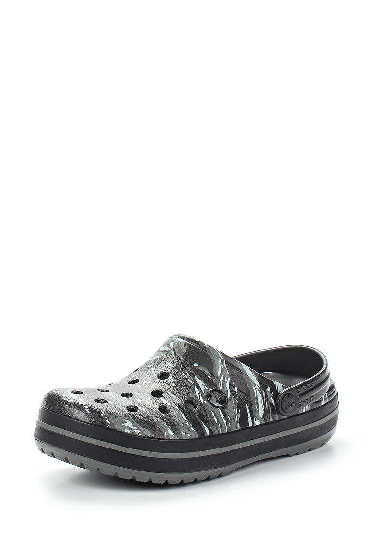 Женская резиновая обувь Crocs (Крокс) 204553-007