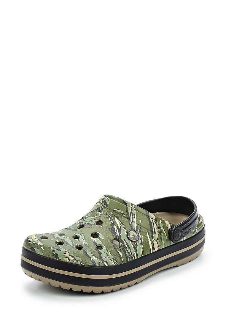 Женская резиновая обувь Crocs (Крокс) 204553-3Q6