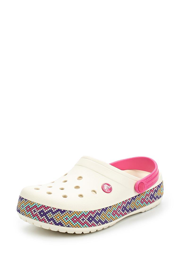 Женская резиновая обувь Crocs (Крокс) 205166-159