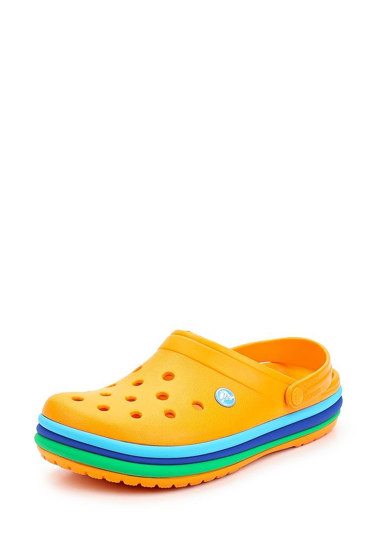 Женская резиновая обувь Crocs (Крокс) 205212-80O