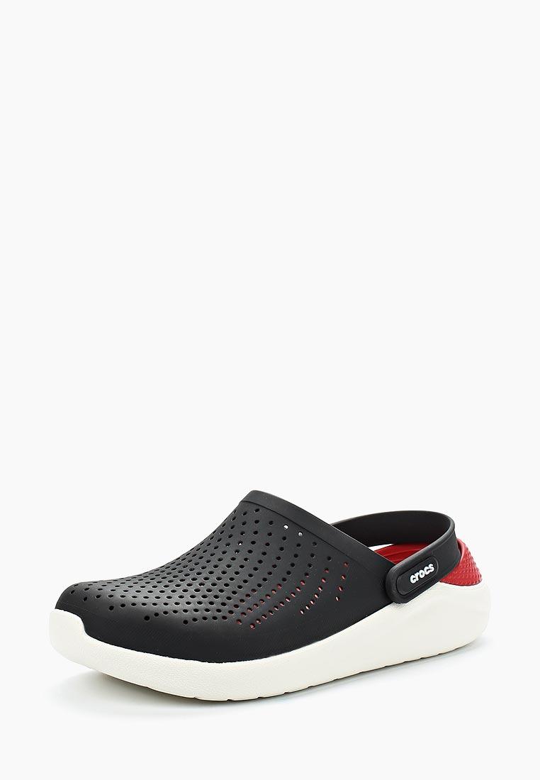 Женская резиновая обувь Crocs (Крокс) 204592-066